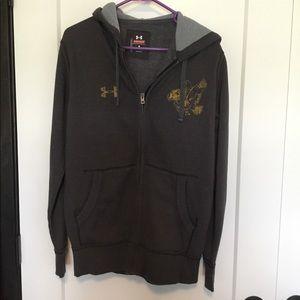Under Armour Iowa Hawkeye hoodie